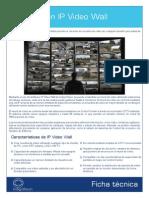 IP Video Wall Datasheet A4.Spanish.Final.pdf
