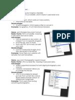 File Format Help Sheet…