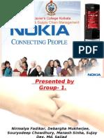 Nokia Case Presentation