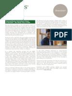 Alumni in the Spotlight Sharang Biswas