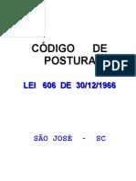 Lei 606_66  - Código de Posturas.doc