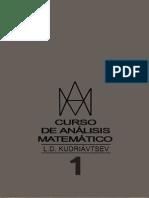 Curso de Análisis Matemático - L.D. Kudriavtsev Vol 1