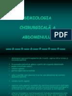 Semiologia Chirurgicala a Abdomenului Cit1