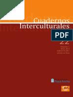 Cuadernos Interculturales, Vol.1, N°22 (2).pdf