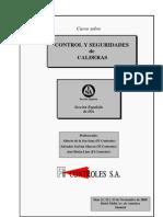 Calderas Control Y Seguridades de Calderas