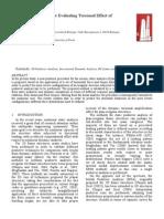 Ferracuti B., Savoia M., Pinho R., Serpieri Maurizio - 3D Pushover Analysis for Evaluating Torsional Effect of RC Structures
