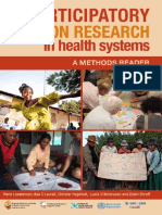 Methods in participatory actions research in health systems.pdf