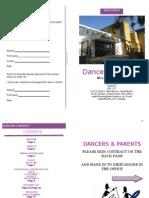 Dancers Contract