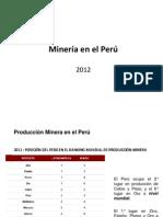 Minería en el Perú.pptx