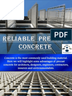 Reliable Precast Concrete