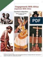 India's Trade Engagement With Africa_Kaushal Vidyarthee