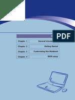 MSI GX700X Manual