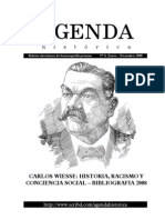 Agenda Historica N° 6. Enero - Diciembre 2008