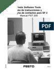 Manual FESTOsoftware FST  200-203- 202C  y Soporta SF 3 .pdf