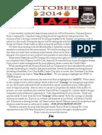 October 2014 BHC Newsletter
