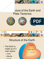 6th grade science-plate tectonics and earths interior.ppt