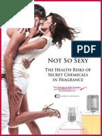 Cosmetics Fragrance Report