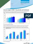 Internet usage in 2009 in the European Union (statistics)