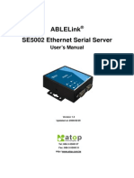SE5002 Serial- Ethernet User's Manual (V1.3).pdf