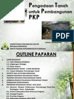 Pengadaan Tanah untuk Pembangunan Perumahan dan Kawasan Permukiman