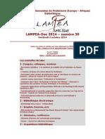 LAMPEA-Doc 2014 – numéro 30 / Vendredi 3 octobre 2014