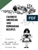 St Emeric Church Hungarian Cookbook.pdf