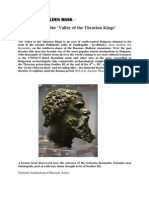 Seuthopolis and the 'Valley of the Thracian Kings' - Brendan Mac Gonagle