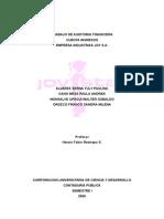 TRABAJO DE AUDITORIA FINANCIERA.doc