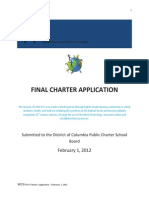 1.Washington Day School Application Copy
