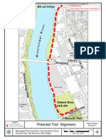 East BankTrail Concept