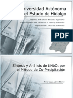 Síntesis y Análisis del LiNbO3.pptx