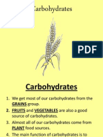foods i-carbohydrates unit