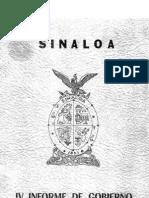 IV Informe de Gobierno del C. Leopoldo Sánchez Celis (1966)