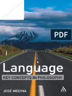 Key concepts in philosophy