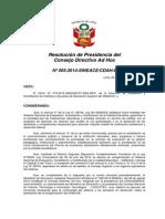 RESOLUCION 005 ACREDITACION ADM. HOTELES Y RESTAURANTE SIL.pdf