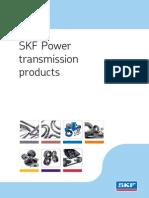 SKF 3-C50-SD QD V-Belt Pulley