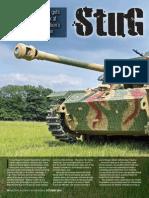 Stug III survivor tank