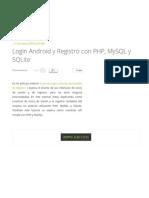 Login Android y Registro con PHP, MySQL y SQLite.pdf