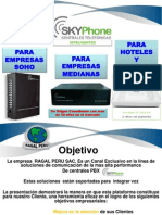 CENTRAL TELEFONICA SKYPHONE.pptx