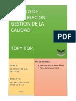 GESTION DE LA CALIDAD AVANZE DE TRABAJO.docx