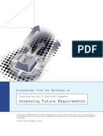 Assessing Future Requirements