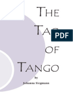 The Tao of Tango - Johanna Siegmann
