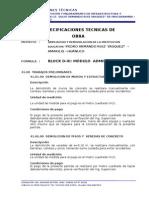 ESPECIF. téc. BLOCK D3 MÓDULO  ADMINISTRATIVO.doc