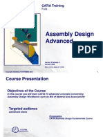 Assembly Design Advanced