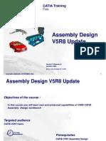 Assembly Design V5R8 Update
