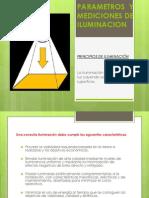 PARAMETROS  Y MEDICIONES DE ILUMINACION.pptx
