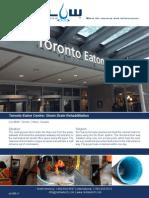 Toronto Eaton Centre Storm Drain - Print Quality