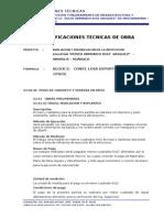 ESPECIF. téc. BLOCK CONST. LOSA DEPORTIVA PISOS  Y OTROS.doc