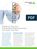 Gorillas on Your List – A Diversified OEM Environment Can Lower Your Risk Latest Thinking.pdf