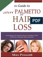 Saw Palmetto Hair Loss Healthy Long Hair Loss Prevention.pdf